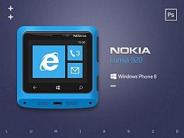 lumia 920手机icon