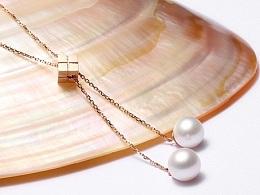 珍珠饰品拍摄