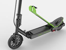 品向工业设计 PXID  电动滑板车设计