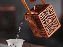 济南祯利美食摄影~茶具茶叶摄影