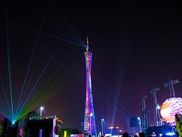 2016广州灯光节随拍