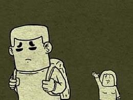 【小矛漫画】别让#母亲节#,就这一天。
