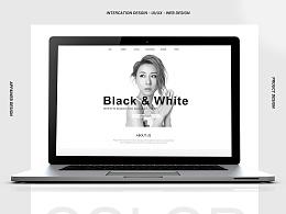 WEB DESIGN_BLACK&WHITE