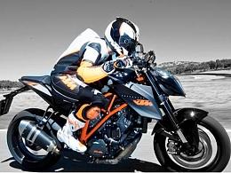 (国外设计师作品)KISKA DESIGN为KTM设计的摩托车