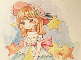 画水彩01