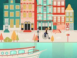 阿姆斯特丹-画面