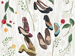 也许你需要一双美美的鞋子