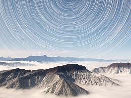 风光组-牛背山云海星轨-镜头背后1群-南卡