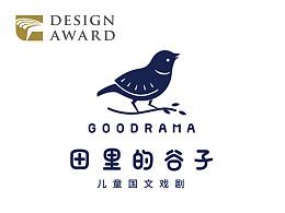 田里的谷子-品牌形象设计