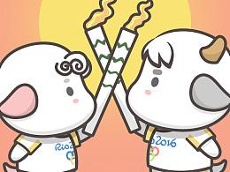 小羊白软软奥运特辑