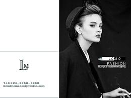 平面广告宣传单三折页设计GUI展示