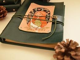 清新旅行笔记本的小教程