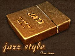 jazzstyleIcontheme爵士音乐主题图标