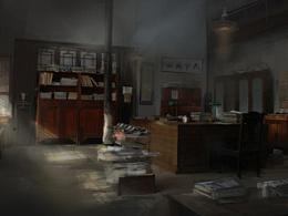 明国时期办公室