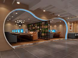 北京民族园网咖(网吧)个性设计方案