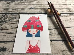 蘑菇屋女孩