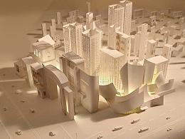 玩转纸雕之城