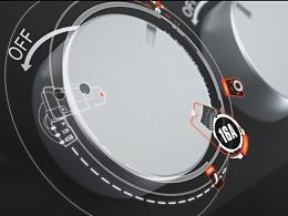 英才星车充产品3D宣传广告片