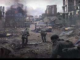 子弹钉-Art-1942-斯大林格勒