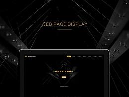 品牌页面网页设计