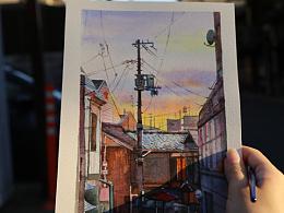 千景绘的东京旅行随笔