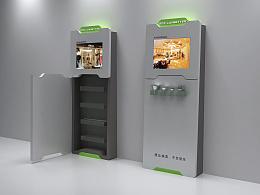 亮百佳SI体验店道具模块设计