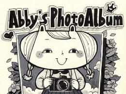 【Abby的相片本子】  原创系列插画作品(更新中)