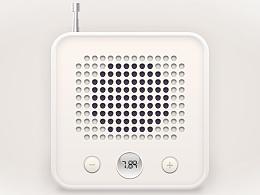 【临摹】收音机一个