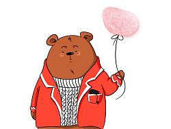 呆呆熊博士