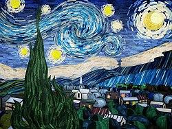 The Starry Night of Van Gogh 梵高星月夜动画短片 VR
