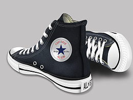 设计师的帆布鞋