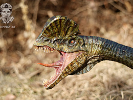 恐龙涂装~双脊龙