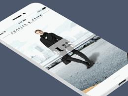 电商类App动效展示