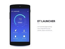 APP设计:DT Launcher 1.0