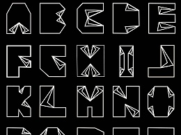 英文字体设计