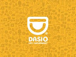 大顺好连锁超市品牌logo设计 vi设计 餐饮 零售 品牌形象 海报 字体logo