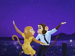 爱乐之城 十二月猴