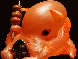 究極model-煎餅八爪魚