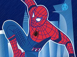 蜘蛛侠 · 英雄归来