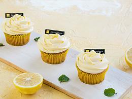 yellow and 2F cake