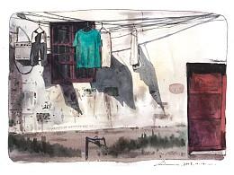 阿丘绘本16 《景物习作记录》