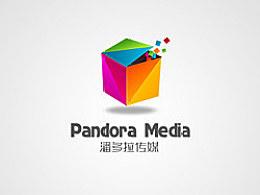 潘多拉传媒logo