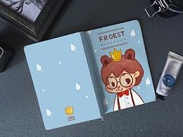 【Forest】棕熊王子&小鹿公主
