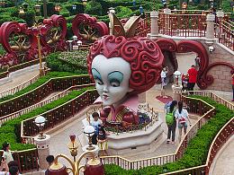 红皇后的御花园
