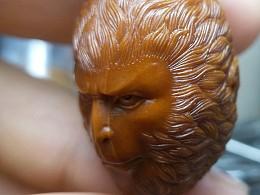 核雕美猴王