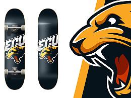 becub滑板logo设计方案