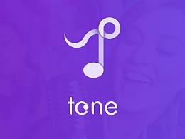 tone音乐app界面设计