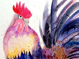 Pose鸡