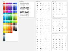 Google-Material-Design Ui kit