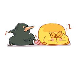 开心猫-神奇动物在这里